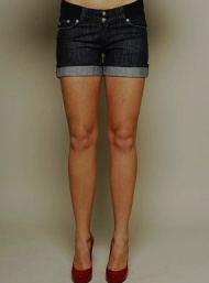 Maternity short shorts black denim 17 funky muma breastfeeding pregnancy maternity wear