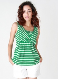 Dexter green nursing funky muma breastfeeding pregnancy maternity wear