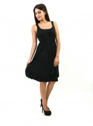Belle black nursing funky muma breastfeeding pregnancy maternity wear